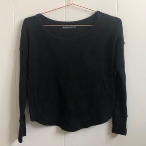 2/$20 Abercrombie and Fitch thermal waffle tee